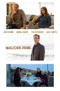 Marjorie Prime - Poster / Capa / Cartaz - Oficial 5