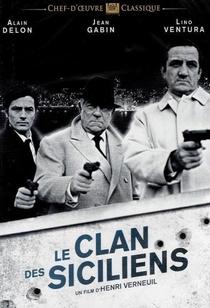 Os Sicilianos - Poster / Capa / Cartaz - Oficial 5