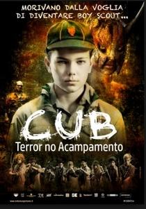 Terror no Acampamento - Poster / Capa / Cartaz - Oficial 6