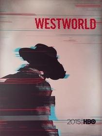 Westworld (1ª Temporada) - Poster / Capa / Cartaz - Oficial 2