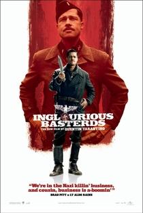 Bastardos Inglórios - Poster / Capa / Cartaz - Oficial 15