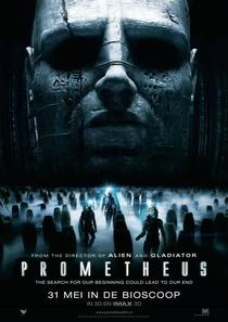 Prometheus - Poster / Capa / Cartaz - Oficial 5
