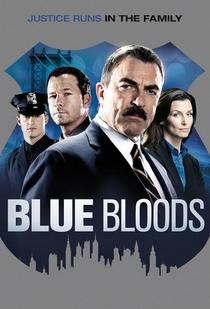 Blue Bloods - Sangue Azul  (5ª Temporada) - Poster / Capa / Cartaz - Oficial 1
