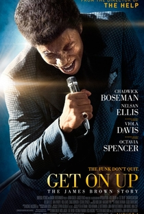 Get on Up - A História de James Brown - Poster / Capa / Cartaz - Oficial 1