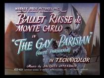 The Gay Parisian - Poster / Capa / Cartaz - Oficial 1