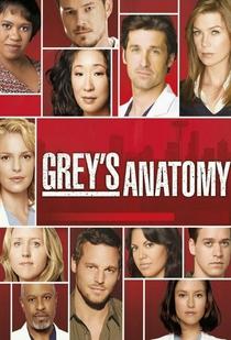 Grey's Anatomy (4ª Temporada) - Poster / Capa / Cartaz - Oficial 1