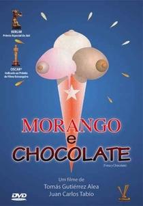 Morango e Chocolate - Poster / Capa / Cartaz - Oficial 8