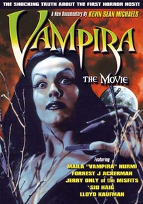 Vampira: The Movie - Poster / Capa / Cartaz - Oficial 1