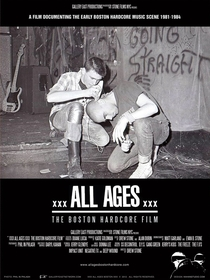 xxx ALL AGES xxx - The Boston Hardcore Film - Poster / Capa / Cartaz - Oficial 1