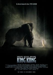 King Kong - Poster / Capa / Cartaz - Oficial 1