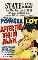 A Comédia dos Acusados (After the Thin Man)