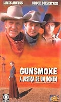 Gunsmoke - A Justiça de um Homem - Poster / Capa / Cartaz - Oficial 2