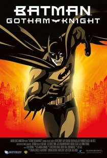 Batman: O Cavaleiro de Gotham - Poster / Capa / Cartaz - Oficial 2