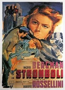 Stromboli - Poster / Capa / Cartaz - Oficial 5