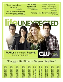 Life Unexpected (2ª Temporada) - Poster / Capa / Cartaz - Oficial 1