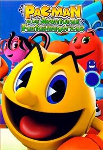 Pac-Man e as Aventuras Fantasmagóricas - Poster / Capa / Cartaz - Oficial 4