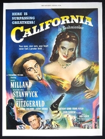 Califórnia - Poster / Capa / Cartaz - Oficial 1