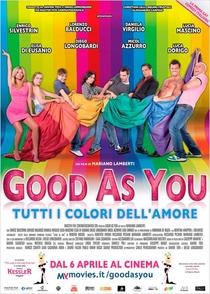 G.A.Y. - Good As You - Poster / Capa / Cartaz - Oficial 2