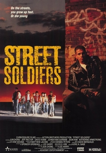 Street Soldiers - Poster / Capa / Cartaz - Oficial 1