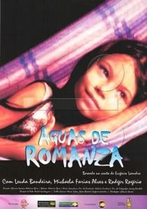 Águas de Romanza - Poster / Capa / Cartaz - Oficial 1