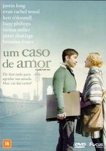 Um Caso de Amor - Poster / Capa / Cartaz - Oficial 3
