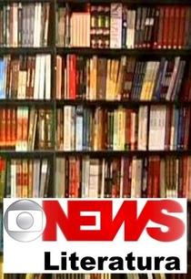 Globo News Literatura - Poster / Capa / Cartaz - Oficial 1