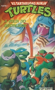 Tartarugas Ninja (1ª Temporada) - Poster / Capa / Cartaz - Oficial 2