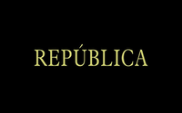 República - Poster / Capa / Cartaz - Oficial 1
