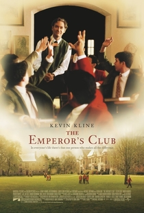 O Clube do Imperador - Poster / Capa / Cartaz - Oficial 3