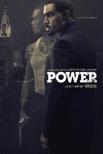 Power (1ª Temporada) - Poster / Capa / Cartaz - Oficial 1