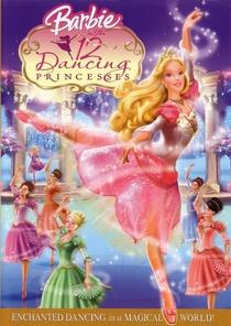 Barbie em as Doze Princesas Bailarinas - Poster / Capa / Cartaz - Oficial 1