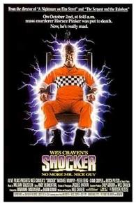 Shocker - 100.000 Volts de Terror - Poster / Capa / Cartaz - Oficial 1