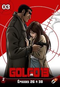 Golgo 13 - Poster / Capa / Cartaz - Oficial 3