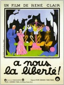 A Nós a Liberdade - Poster / Capa / Cartaz - Oficial 4