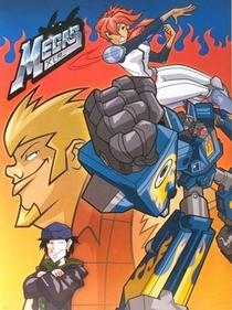 Megas XLR (2ª Temporada) - Poster / Capa / Cartaz - Oficial 2