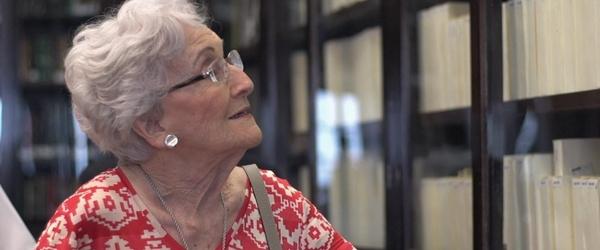 Cleonice Berardinelli é homenageada em documentário inédito