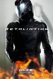 G.I. Joe: Retaliação - Poster / Capa / Cartaz - Oficial 8