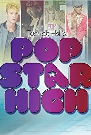 Pop Star High - Poster / Capa / Cartaz - Oficial 1