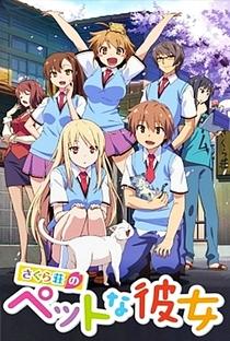 Sakurasou no Pet na Kanojo - Poster / Capa / Cartaz - Oficial 6