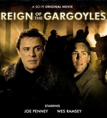 Reign of the Gargoyles - Poster / Capa / Cartaz - Oficial 1