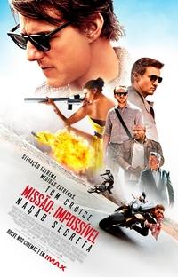 Missão: Impossível - Nação Secreta - Poster / Capa / Cartaz - Oficial 2