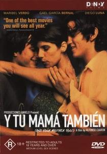 E Sua Mãe Também - Poster / Capa / Cartaz - Oficial 1
