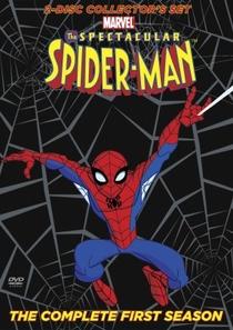 O Espetacular Homem-Aranha (1ª Temporada) - Poster / Capa / Cartaz - Oficial 1