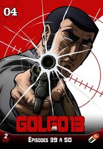 Golgo 13 - Poster / Capa / Cartaz - Oficial 2
