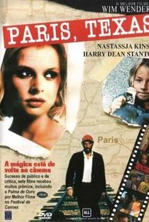 Paris, Texas - Poster / Capa / Cartaz - Oficial 17