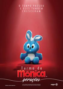 Turma da Mônica - Gerações - Poster / Capa / Cartaz - Oficial 2