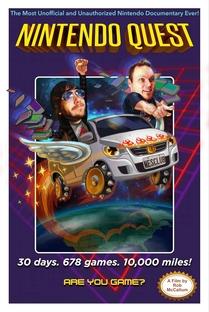 Nintendo Quest - Poster / Capa / Cartaz - Oficial 1