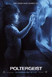 Poltergeist - O Fenômeno - Poster / Capa / Cartaz - Oficial 1