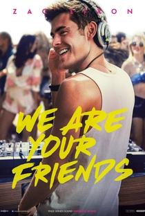 Música, Amigos e Festa - Poster / Capa / Cartaz - Oficial 7