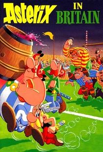 Asterix Entre os Bretões - Poster / Capa / Cartaz - Oficial 1